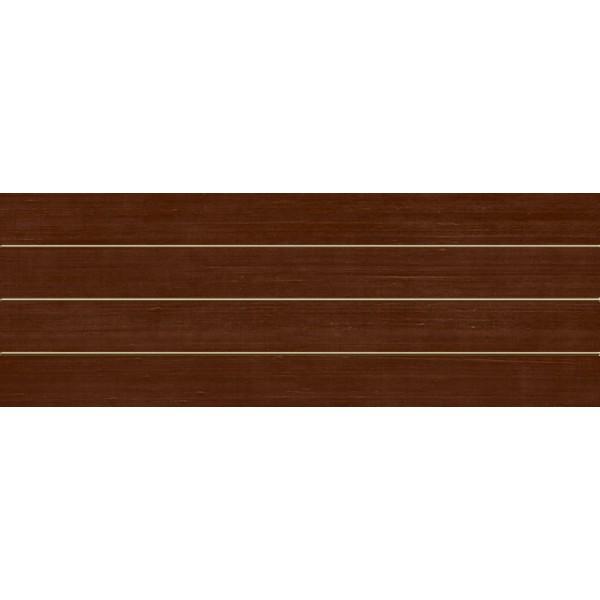 Silk t4 Marron Плитка настенная 25х70