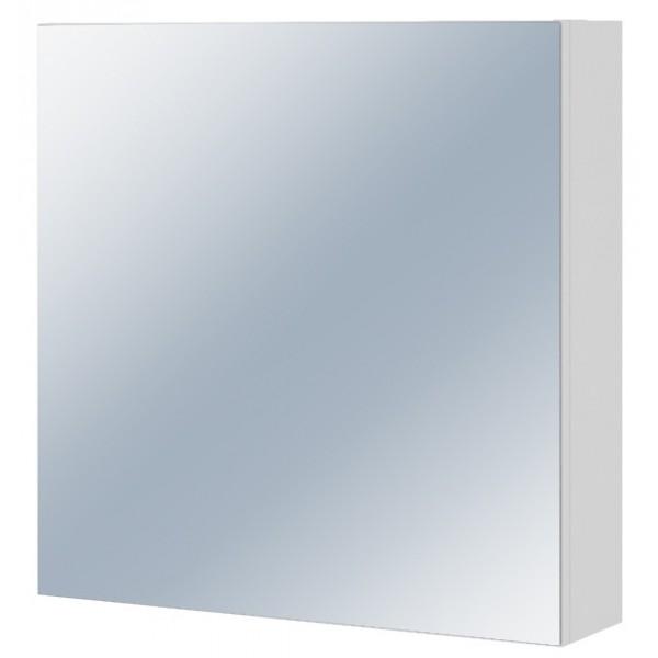 Зеркало-шкафчик CERSANIT COLOUR/EASY LS-COL 600*600*15 без подсветки, цв.белый