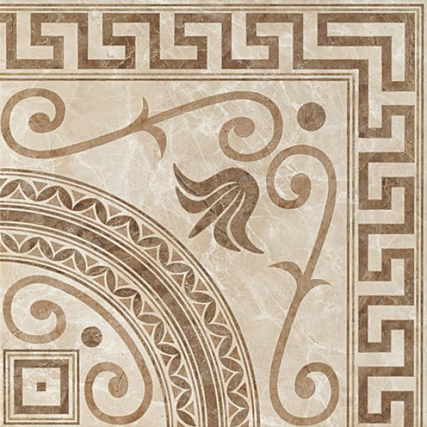 Dec.Angulo Carpet Capuccino Декор 45х45