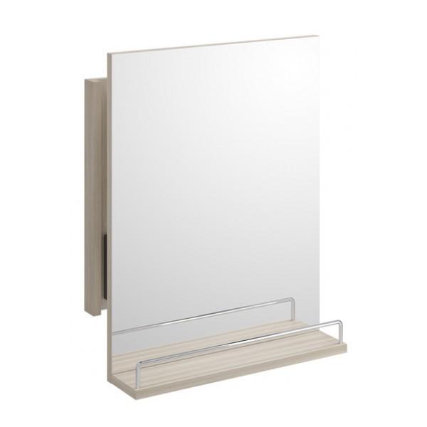 Зеркало Cersanit SMART без подсветки, цвет белый, LS-SMA-sm