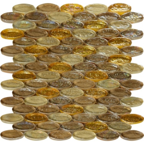 Мозаика GS530RLA (DTH5008 IP) Primacolore 20 х 50/280 x 290 мм (10pcs.) Индив. упак. - 0.812