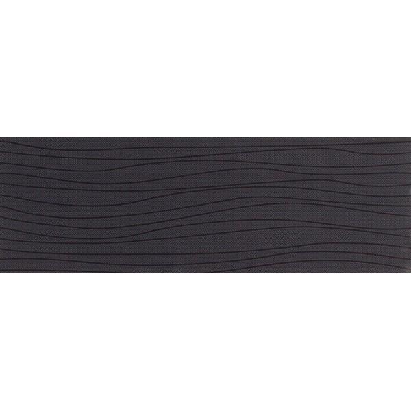 Thalasa negro Плитка настенная 25x75