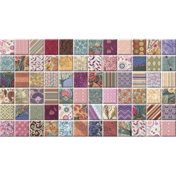 Dec Mozaic Random Декор КВС16MozaicRandom 25х45