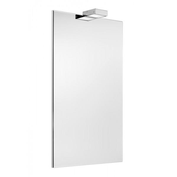 Зеркало со светильником ROCA THE GAP Z.RU90.0.009.0 45x85 см