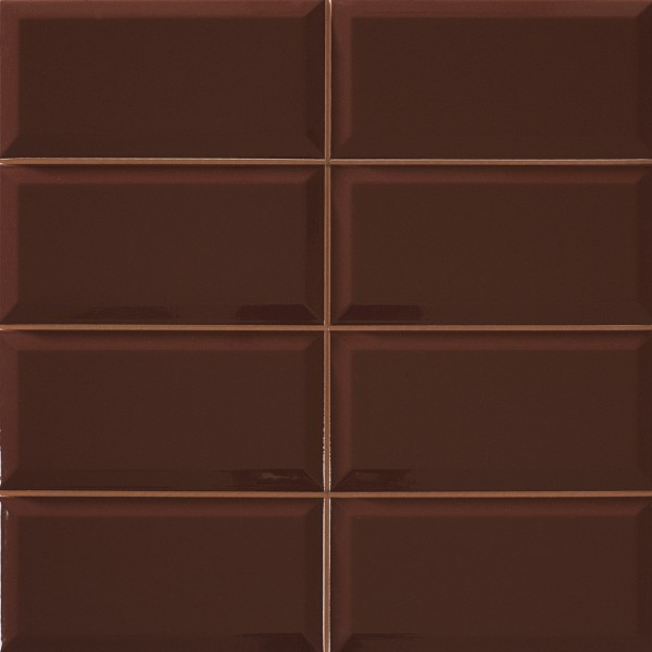 Diamond 4x2 marron Плитка настенная 31,6x31,6