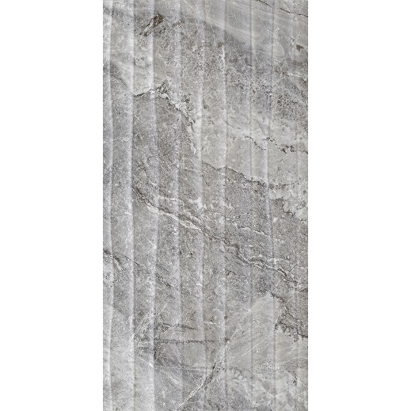 Versus Grey Декор Волна (K941291) 30x60