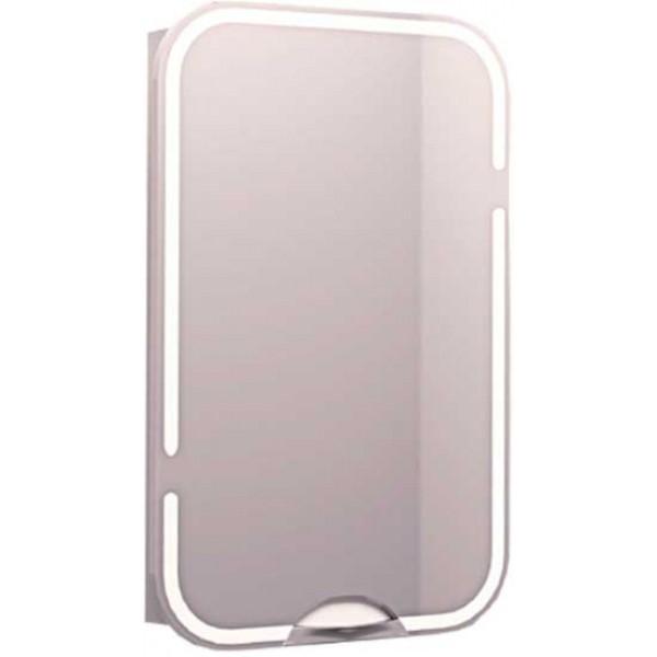 Зеркало-шкафчик CERSANIT Basic LS-BAS без подсветки, цвет белый