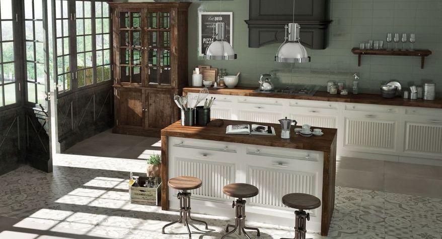 Плитка для кухни на фартух